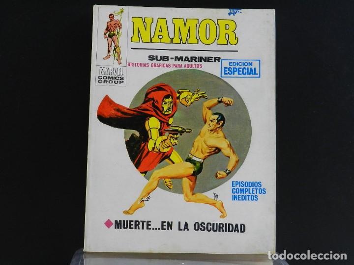 Cómics: NAMOR, EDICIONES VERTICE, VOLUMEN 1, COLECCIÓN COMPLETA. - Foto 18 - 158991670