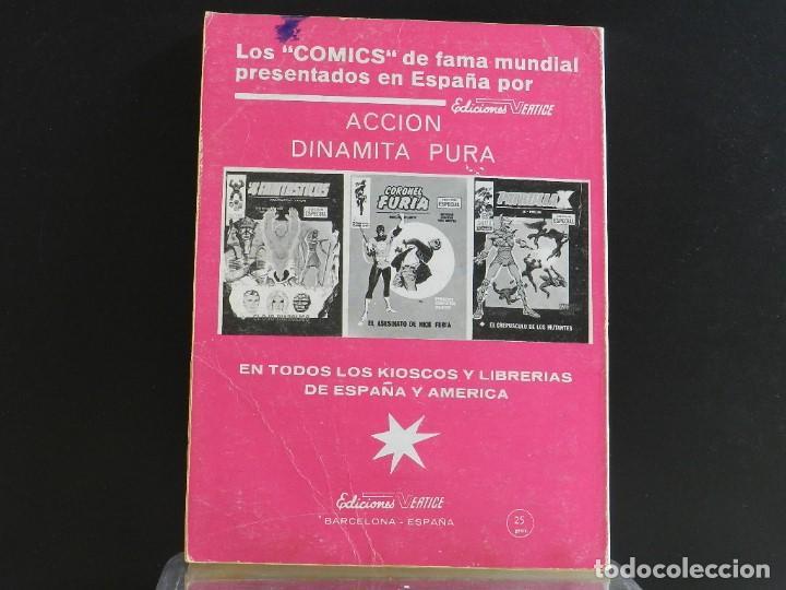 Cómics: NAMOR, EDICIONES VERTICE, VOLUMEN 1, COLECCIÓN COMPLETA. - Foto 19 - 158991670