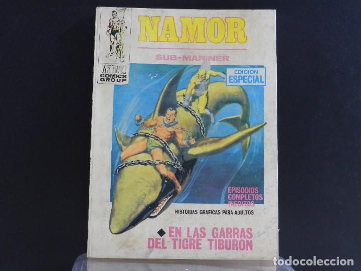 Cómics: NAMOR, EDICIONES VERTICE, VOLUMEN 1, COLECCIÓN COMPLETA. - Foto 20 - 158991670