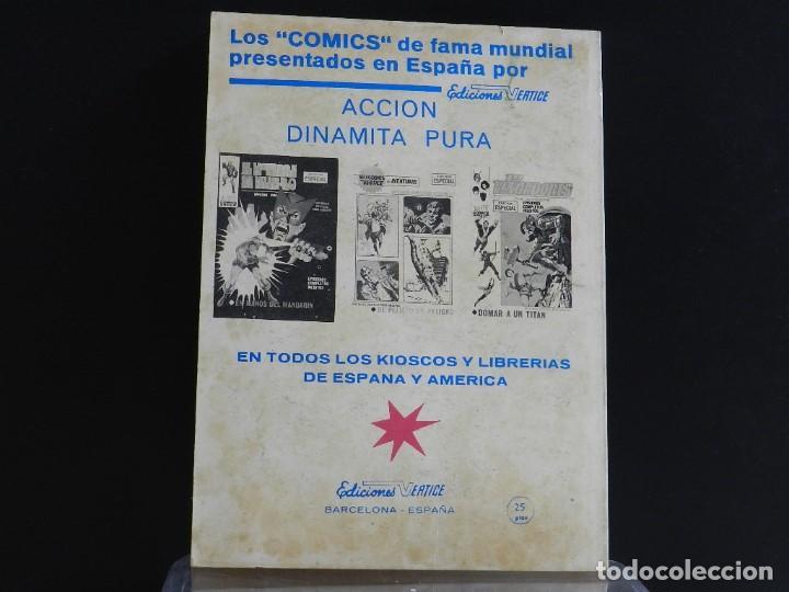 Cómics: NAMOR, EDICIONES VERTICE, VOLUMEN 1, COLECCIÓN COMPLETA. - Foto 21 - 158991670
