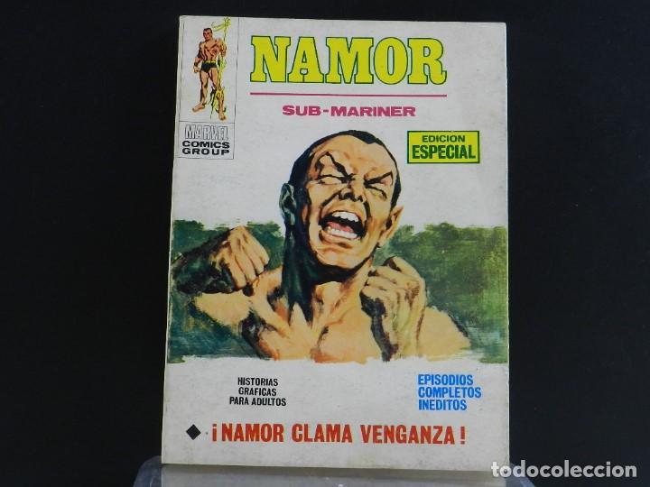 Cómics: NAMOR, EDICIONES VERTICE, VOLUMEN 1, COLECCIÓN COMPLETA. - Foto 22 - 158991670