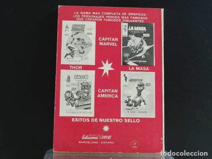 Cómics: NAMOR, EDICIONES VERTICE, VOLUMEN 1, COLECCIÓN COMPLETA. - Foto 23 - 158991670