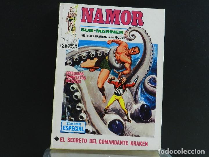 Cómics: NAMOR, EDICIONES VERTICE, VOLUMEN 1, COLECCIÓN COMPLETA. - Foto 24 - 158991670
