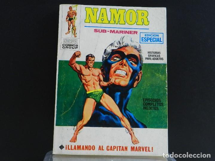 Cómics: NAMOR, EDICIONES VERTICE, VOLUMEN 1, COLECCIÓN COMPLETA. - Foto 26 - 158991670