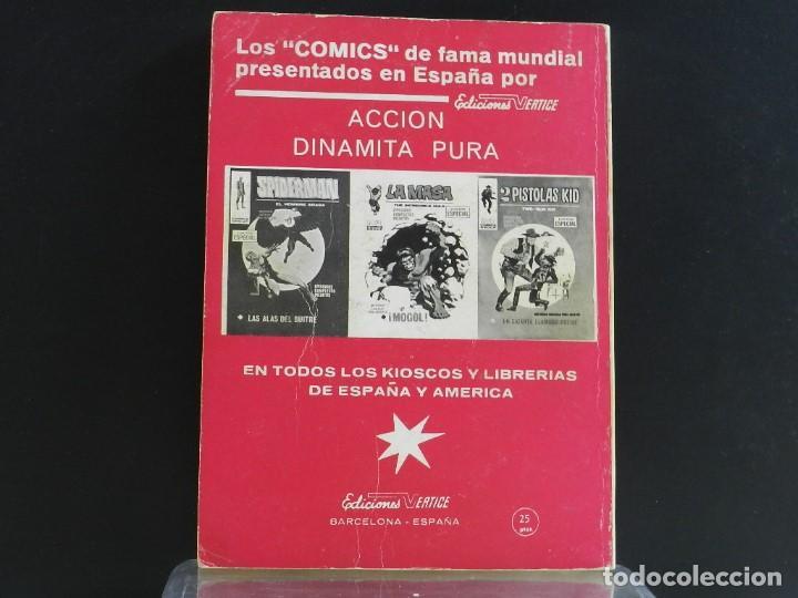 Cómics: NAMOR, EDICIONES VERTICE, VOLUMEN 1, COLECCIÓN COMPLETA. - Foto 29 - 158991670