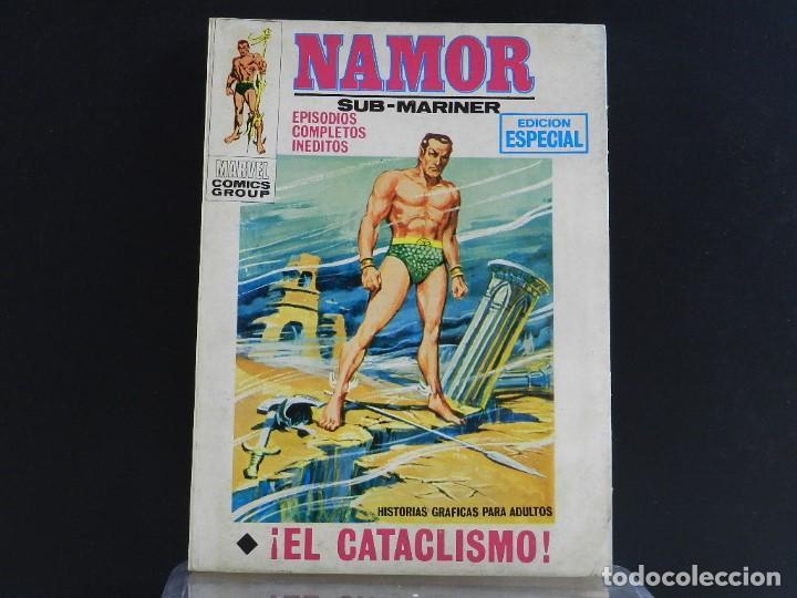 Cómics: NAMOR, EDICIONES VERTICE, VOLUMEN 1, COLECCIÓN COMPLETA. - Foto 30 - 158991670