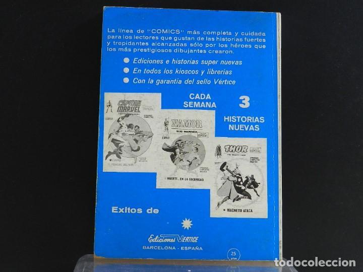 Cómics: NAMOR, EDICIONES VERTICE, VOLUMEN 1, COLECCIÓN COMPLETA. - Foto 31 - 158991670