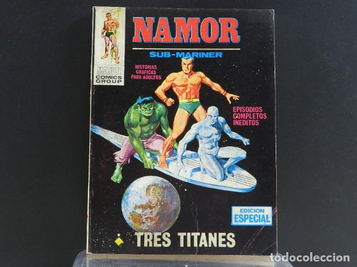 Cómics: NAMOR, EDICIONES VERTICE, VOLUMEN 1, COLECCIÓN COMPLETA. - Foto 32 - 158991670