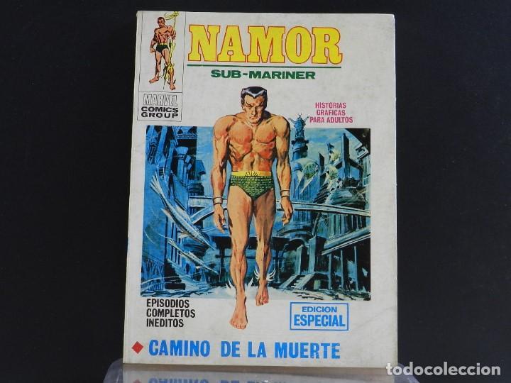 Cómics: NAMOR, EDICIONES VERTICE, VOLUMEN 1, COLECCIÓN COMPLETA. - Foto 34 - 158991670