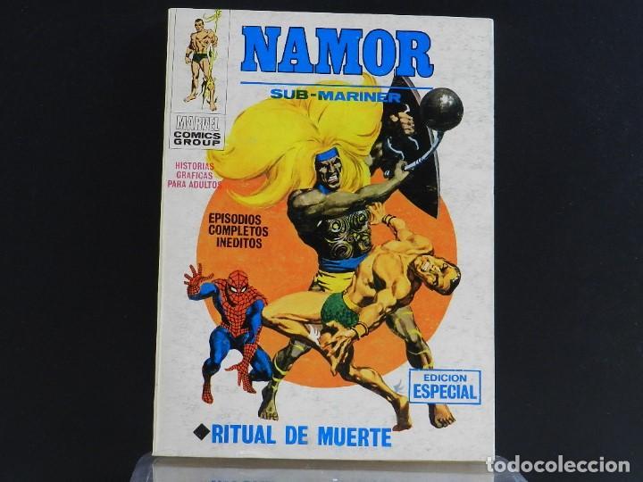 Cómics: NAMOR, EDICIONES VERTICE, VOLUMEN 1, COLECCIÓN COMPLETA. - Foto 36 - 158991670