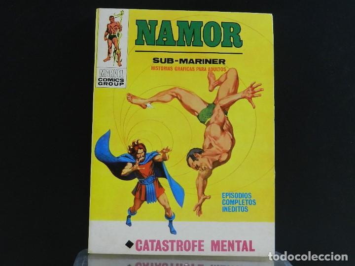Cómics: NAMOR, EDICIONES VERTICE, VOLUMEN 1, COLECCIÓN COMPLETA. - Foto 40 - 158991670