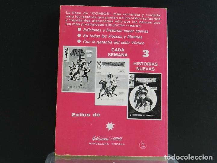 Cómics: NAMOR, EDICIONES VERTICE, VOLUMEN 1, COLECCIÓN COMPLETA. - Foto 41 - 158991670