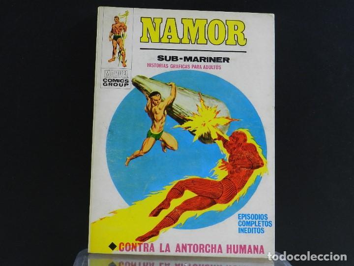 Cómics: NAMOR, EDICIONES VERTICE, VOLUMEN 1, COLECCIÓN COMPLETA. - Foto 42 - 158991670