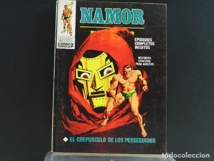 Cómics: NAMOR, EDICIONES VERTICE, VOLUMEN 1, COLECCIÓN COMPLETA. - Foto 46 - 158991670