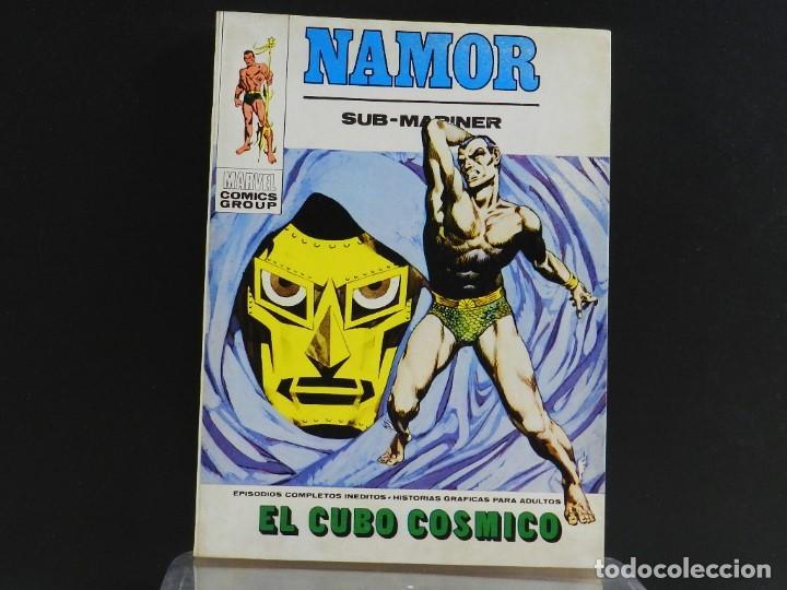 Cómics: NAMOR, EDICIONES VERTICE, VOLUMEN 1, COLECCIÓN COMPLETA. - Foto 48 - 158991670