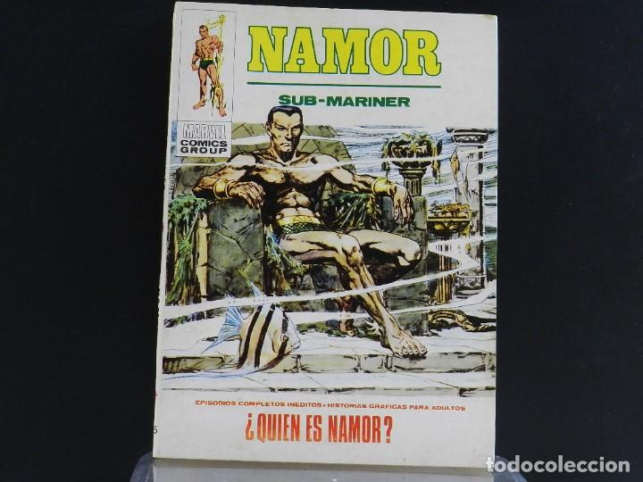 Cómics: NAMOR, EDICIONES VERTICE, VOLUMEN 1, COLECCIÓN COMPLETA. - Foto 50 - 158991670