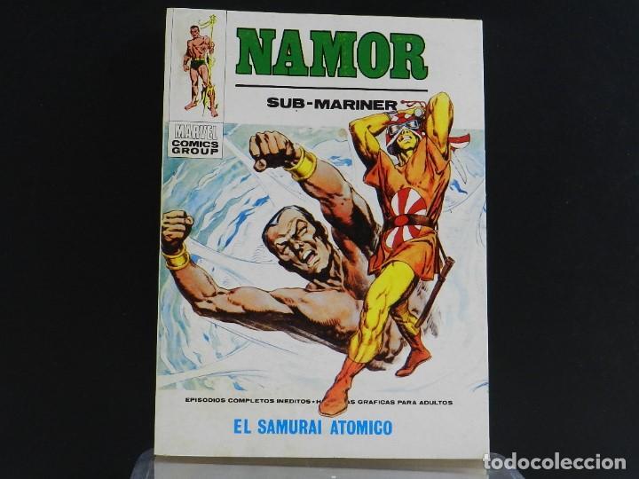 Cómics: NAMOR, EDICIONES VERTICE, VOLUMEN 1, COLECCIÓN COMPLETA. - Foto 52 - 158991670
