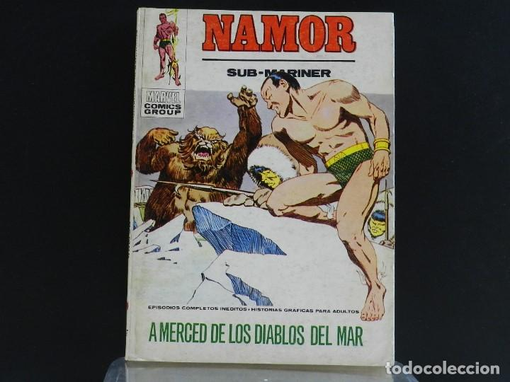 Cómics: NAMOR, EDICIONES VERTICE, VOLUMEN 1, COLECCIÓN COMPLETA. - Foto 54 - 158991670