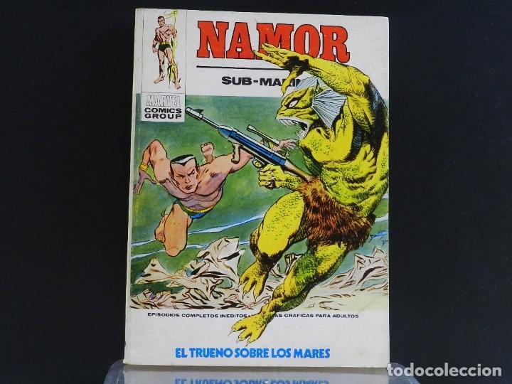 Cómics: NAMOR, EDICIONES VERTICE, VOLUMEN 1, COLECCIÓN COMPLETA. - Foto 58 - 158991670