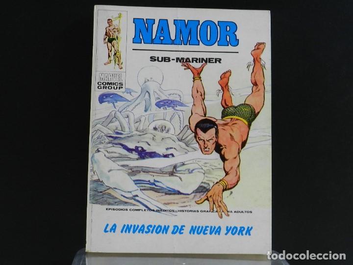 Cómics: NAMOR, EDICIONES VERTICE, VOLUMEN 1, COLECCIÓN COMPLETA. - Foto 60 - 158991670