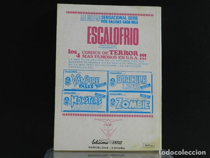 Cómics: NAMOR, EDICIONES VERTICE, VOLUMEN 1, COLECCIÓN COMPLETA. - Foto 63 - 158991670
