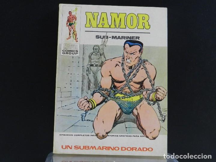 Cómics: NAMOR, EDICIONES VERTICE, VOLUMEN 1, COLECCIÓN COMPLETA. - Foto 64 - 158991670