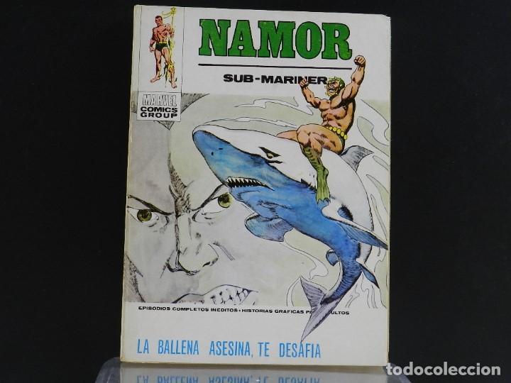Cómics: NAMOR, EDICIONES VERTICE, VOLUMEN 1, COLECCIÓN COMPLETA. - Foto 66 - 158991670