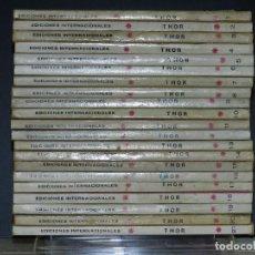 Cómics: THOR, EDICIONES VERTICE, VOLUMEN 1, COLECCIÓN COMPLETA.. Lote 158993586