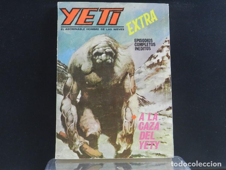 Cómics: YETI, EDICIONES VERTICE, COLECCIÓN COMPLETA. - Foto 2 - 158993758