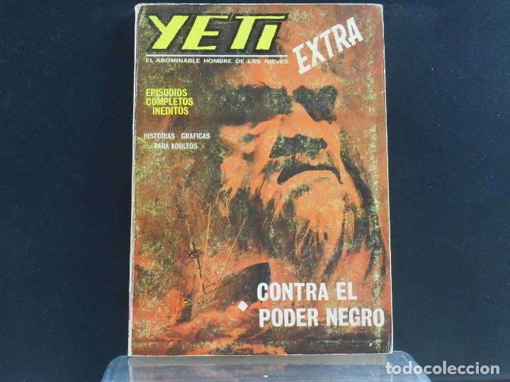Cómics: YETI, EDICIONES VERTICE, COLECCIÓN COMPLETA. - Foto 4 - 158993758