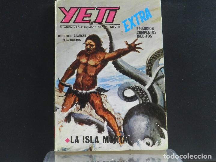 Cómics: YETI, EDICIONES VERTICE, COLECCIÓN COMPLETA. - Foto 6 - 158993758