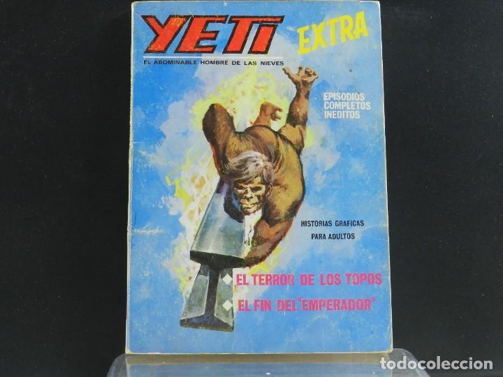 Cómics: YETI, EDICIONES VERTICE, COLECCIÓN COMPLETA. - Foto 10 - 158993758