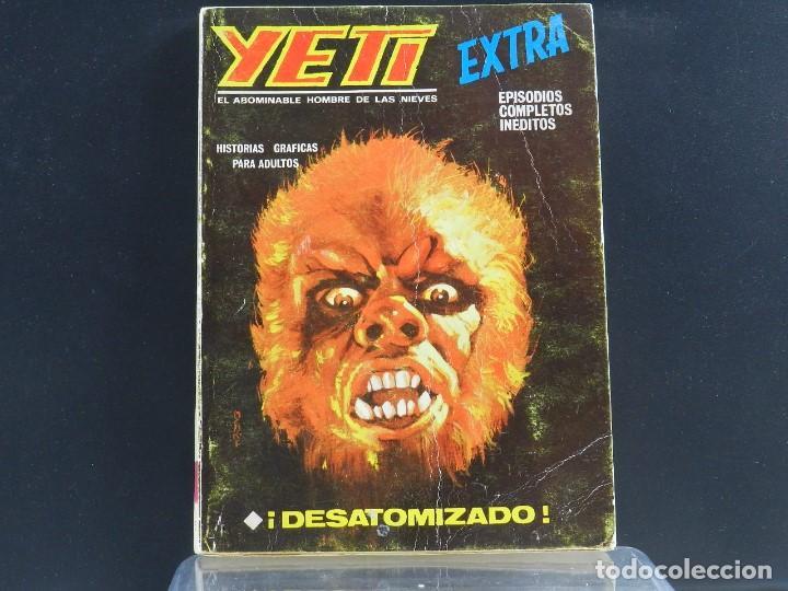 Cómics: YETI, EDICIONES VERTICE, COLECCIÓN COMPLETA. - Foto 12 - 158993758