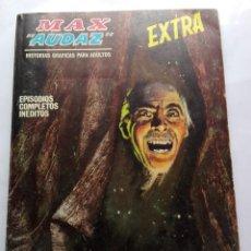 Cómics: MAX AUDAZ EXTRA Nº 17 VERTICE VOL. 1 . Lote 159142474