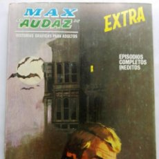 Cómics: MAX AUDAZ EXTRA Nº 18 VERTICE VOL. 1 . Lote 159142586