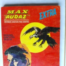 Cómics: MAX AUDAZ EXTRA Nº 19 VERTICE VOL. 1 . Lote 159142722