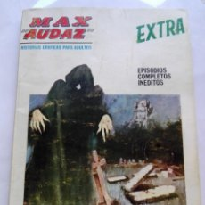 Cómics: MAX AUDAZ EXTRA Nº 21 VERTICE VOL. 1 . Lote 159143086