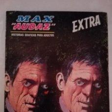 Cómics: MAX AUDAZ EXTRA Nº 10 VERTICE VOL. 1 . Lote 159145870