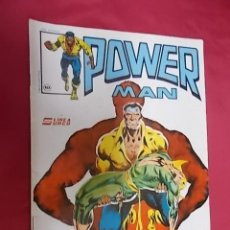 Cómics: POWER MAN. N° 10. LÍNEA 83. SURCO. Lote 159161034