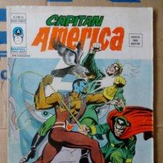 Comics: CAPITÁN AMÉRICA VOLUMEN 3 VÉRTICE NÚMERO 10. 1976. 35 PTAS. ¡EL HALCÓN PELEA!. Lote 159351490