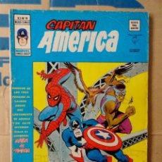 Cómics: CAPITÁN AMÉRICA VOLUMEN 3 VÉRTICE NÚMERO 19. 1977. 50 PTAS. EL SECRETO.. Lote 159352906