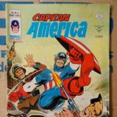 Cómics: CAPITÁN AMÉRICA VOLUMEN 3 VÉRTICE NÚMERO 31. 1979. 40 PTAS. ¡CUIDADO CON LAS SERPIENTES!. Lote 159353874