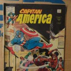 Cómics: CAPITÁN AMÉRICA VOLUMEN 3 VÉRTICE NÚMERO 35. 1979. 40 PTAS. CUANDO MUERE UNA... LEYENDA. Lote 159356134