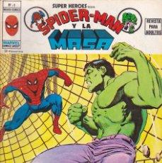 Cómics: COMIC COLECCION SUPER HEROES Nº 9. Lote 159378782