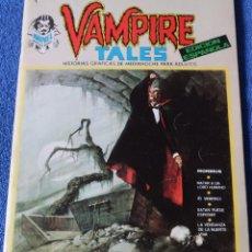 Cómics: ESCALOFRIO Nº 1 - VAMPIRE TALES Nº 1 - (1973) ¡BUEN ESTADO!. Lote 159430298