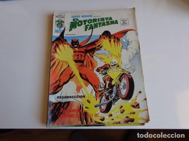 SUPER HEROES VOL. 2 NUMERO 55 VERTICE (Tebeos y Comics - Vértice - V.2)
