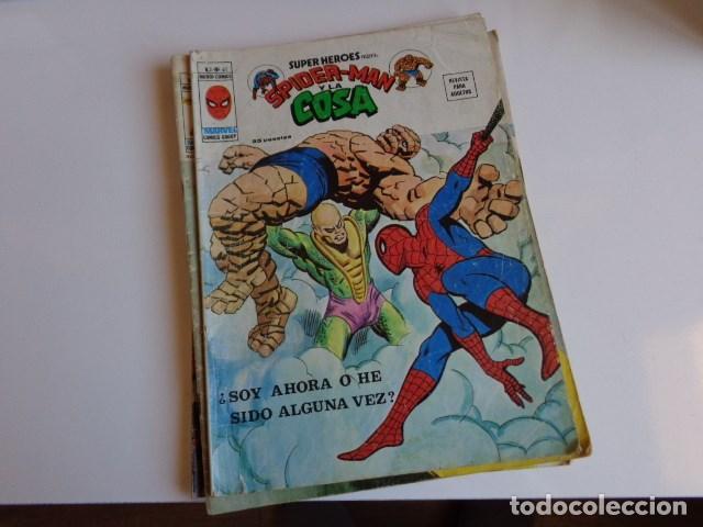 SUPER HEROES VOL. 2 NUMERO 61 VERTICE (Tebeos y Comics - Vértice - V.2)