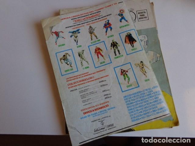 Cómics: SUPER HEROES VOL. 2 NUMERO 61 VERTICE - Foto 2 - 159515306