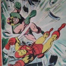 Cómics: EL HOMBRE DE HIERRO 1974- MARVEL. Lote 159536306