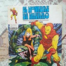 Cómics: EL HOMBRE DE HIERRO V 1 Nº 26. Lote 159664934